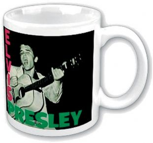 Elvis Presley - MUG (11oz) (Brand New In Box)
